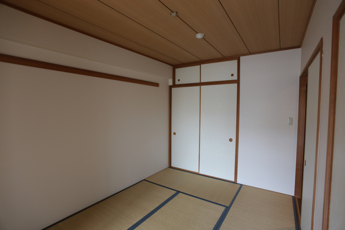 リノベーション前の和室