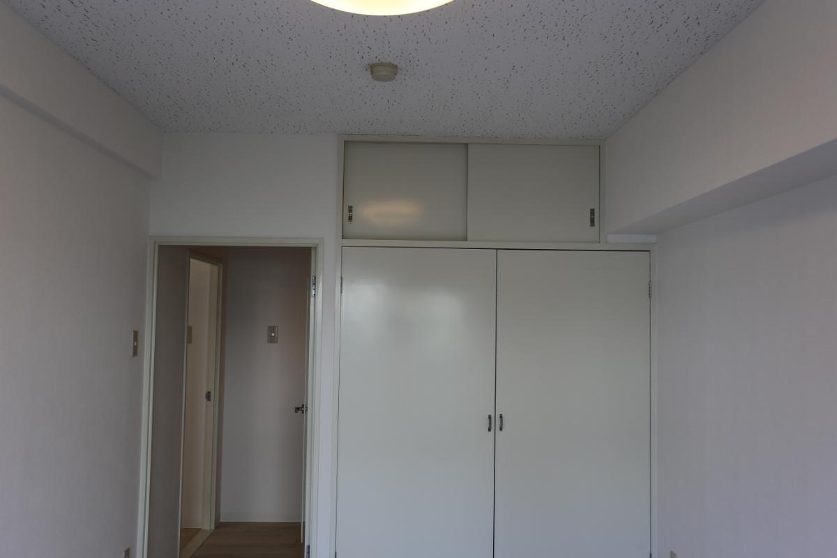 リノベーション前の洋室