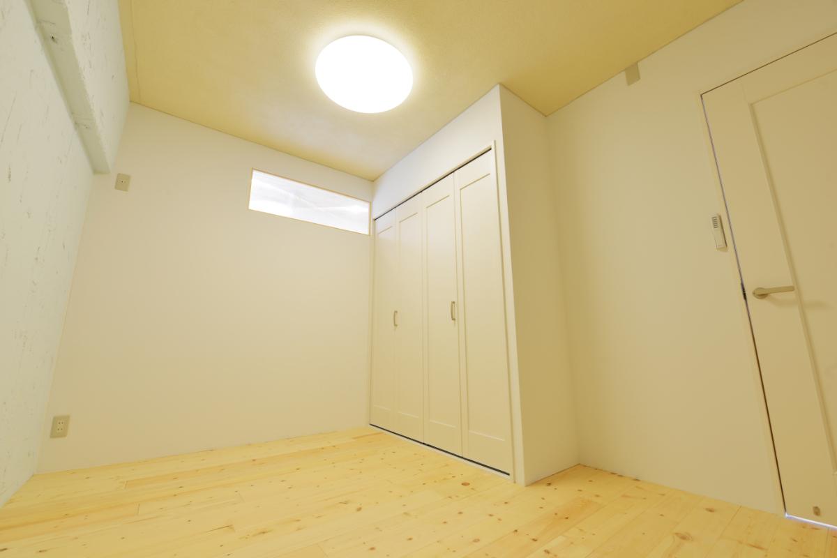 リノベーショ後の居室