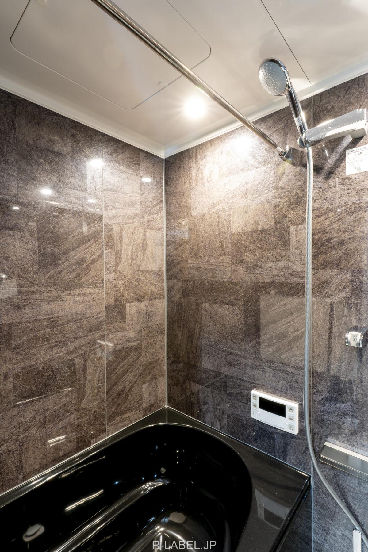 リノベーション後の浴室浴室(1)