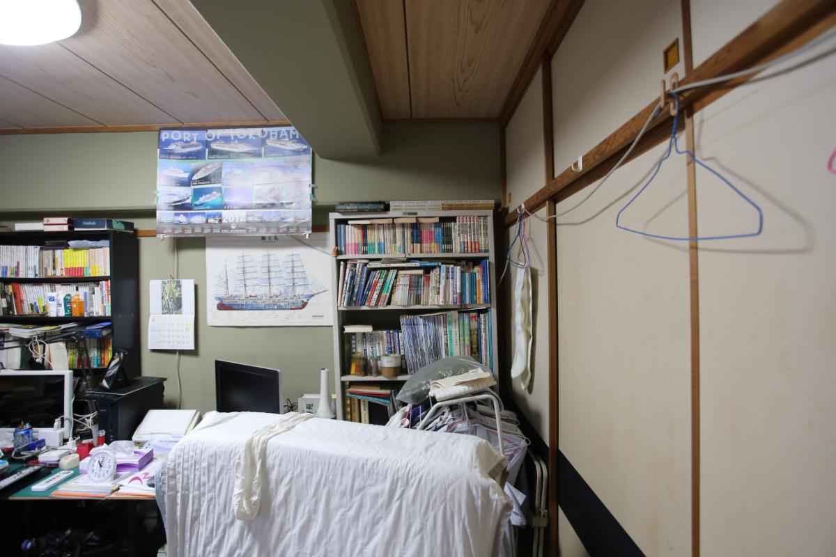 リノベーション前の居室2